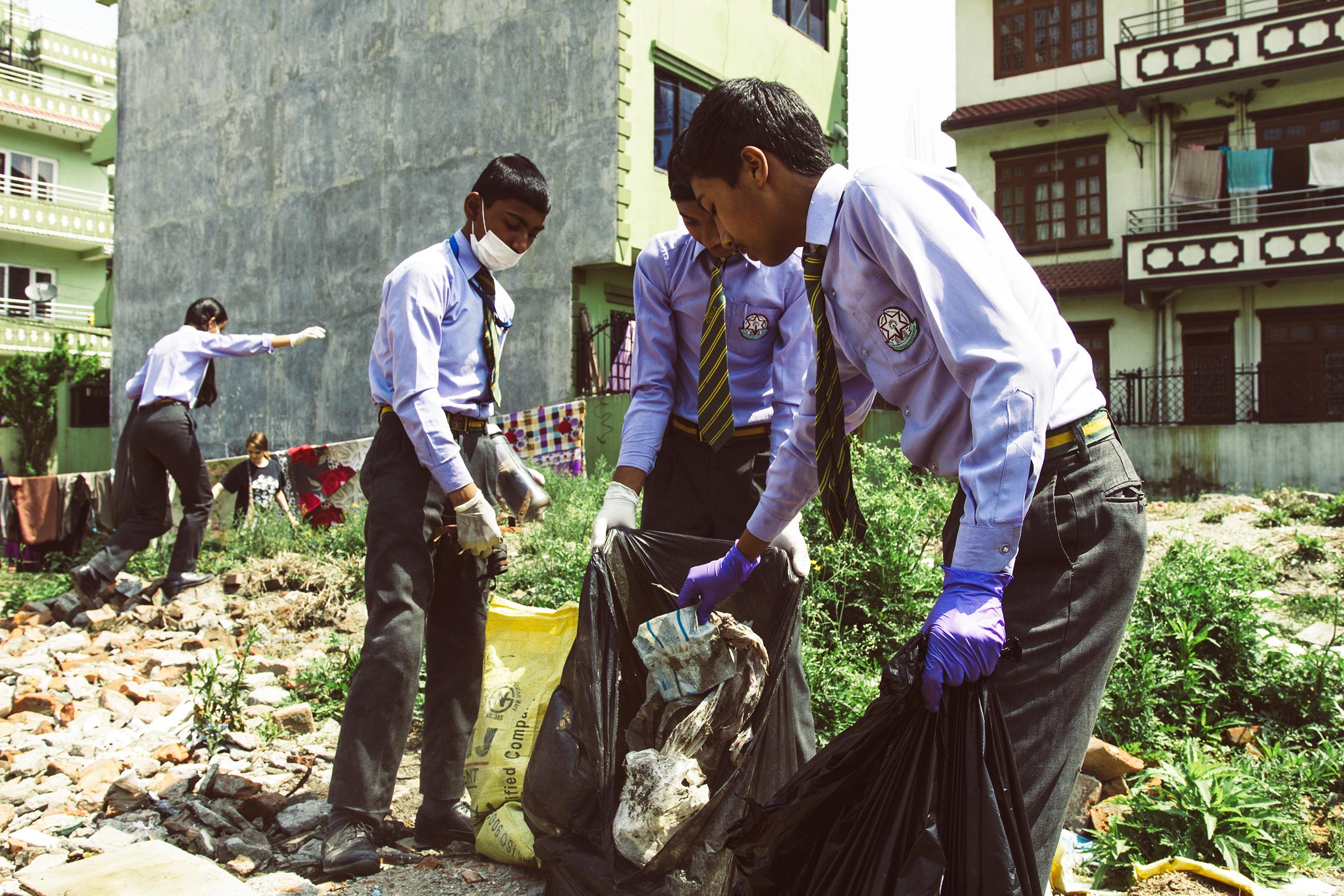 Nepal: climate ambassador