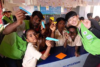 L'India da scoprire con i campi di volontariato