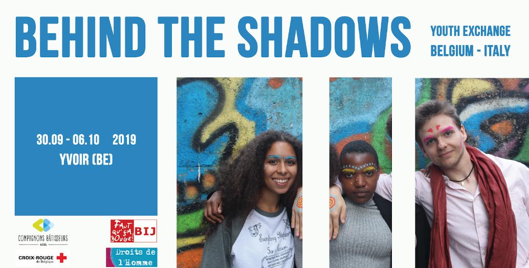 La solidarietà non si ferma, uno scambio giovanile in Belgio