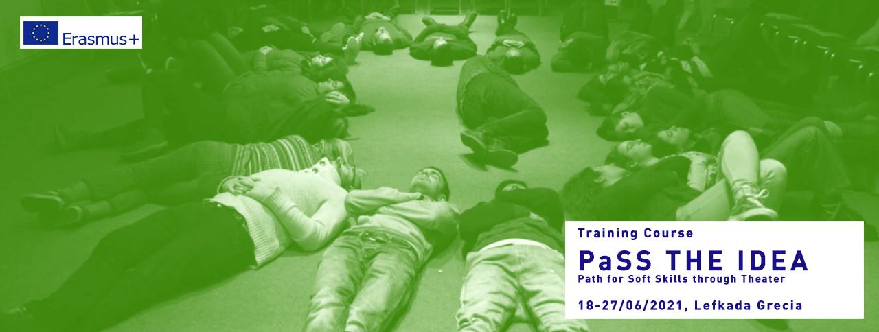 Corso di Formazione in Grecia su teatro e metodi per l'inclusione sociale (18-27/06/2021)