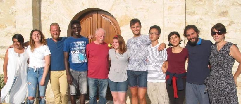 Un anno di volontariato in France con gli ESC di Solidarités Jeunesses