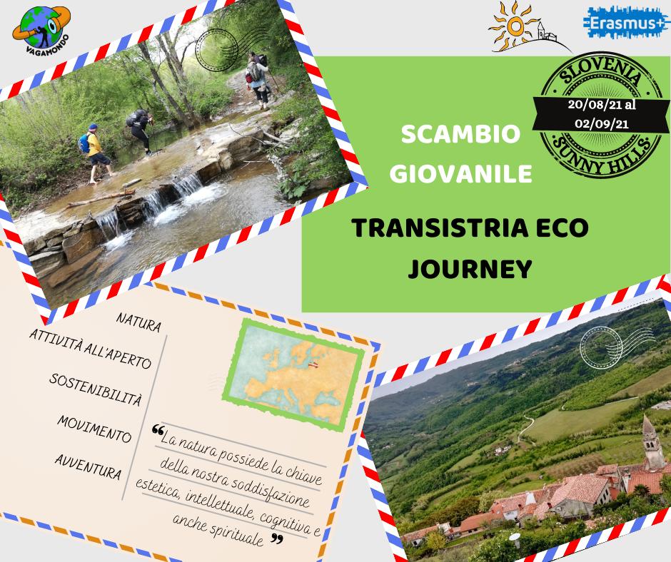 Transistry ECO Journey - Scambio giovanile