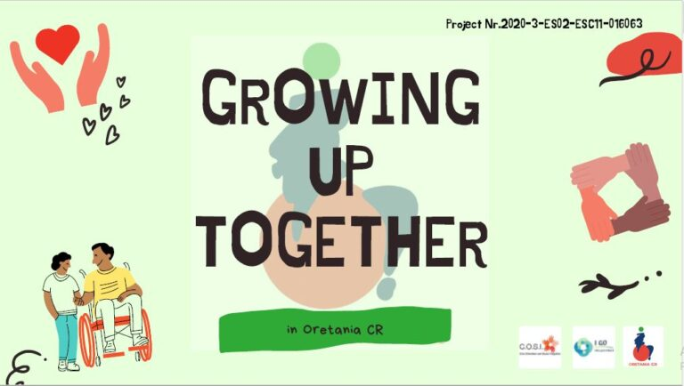 Progetto ESC: Volontariato in Spagna – G.U.T.