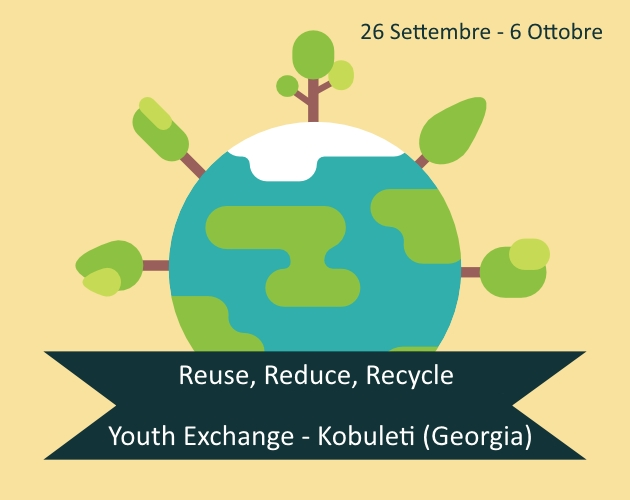 Scambio Giovanile in Georgia sulla salvaguardia  dell'ambiente