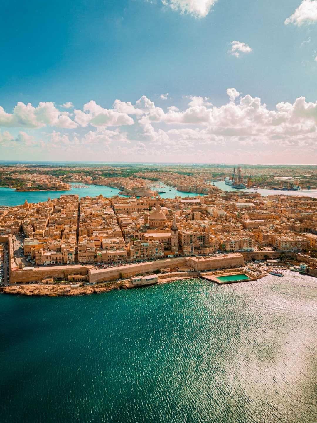 Progetto educativo Erasmus + ad Ottobre a Malta