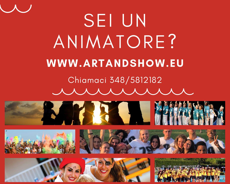 Lavoro Stagionale: Animatori turistici
