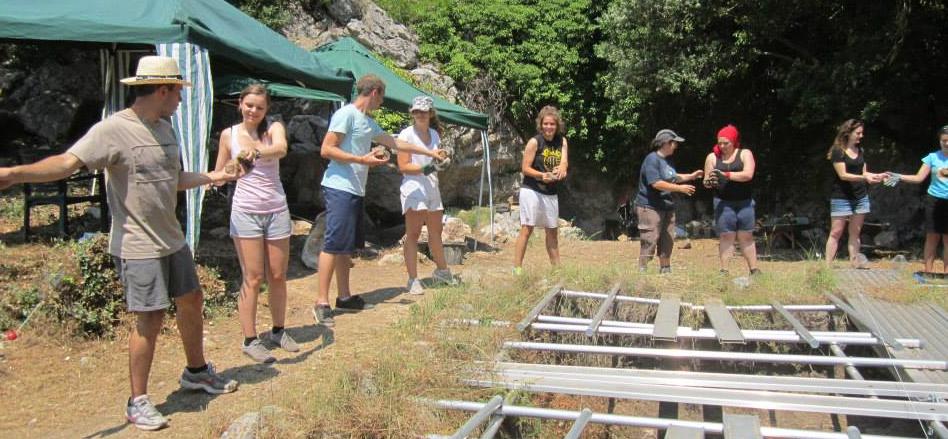 Campi di Volontariato Archeologici