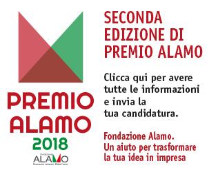 Premio Alamo 2018 - Seconda Edizione