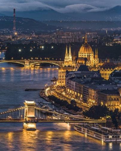 Discover Budapest: progetto fotografico a Budapest dal  19 al 22 Settembre 2019