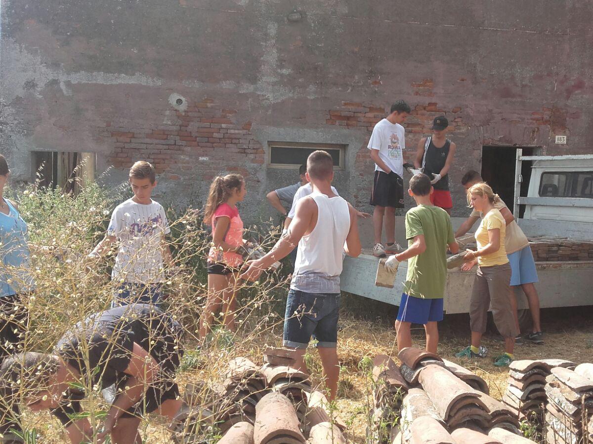Campi di Volontariato per minorenni (14-17 anni) | Italia