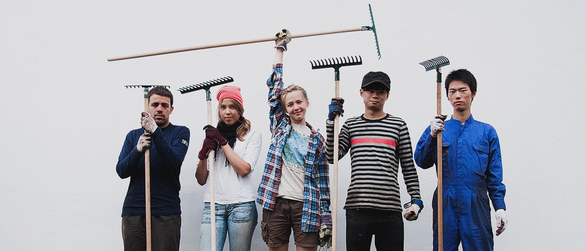 Volontariato in Belgio per la tua estate