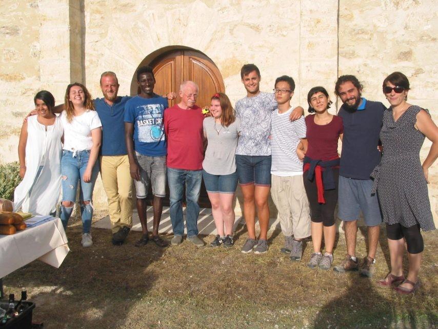Progetto ESC in Francia a tema educazione e intercultura