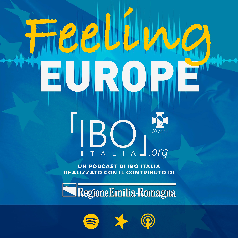 FEELING EUROPE   Il podcast su Europa, giovani e volontariato