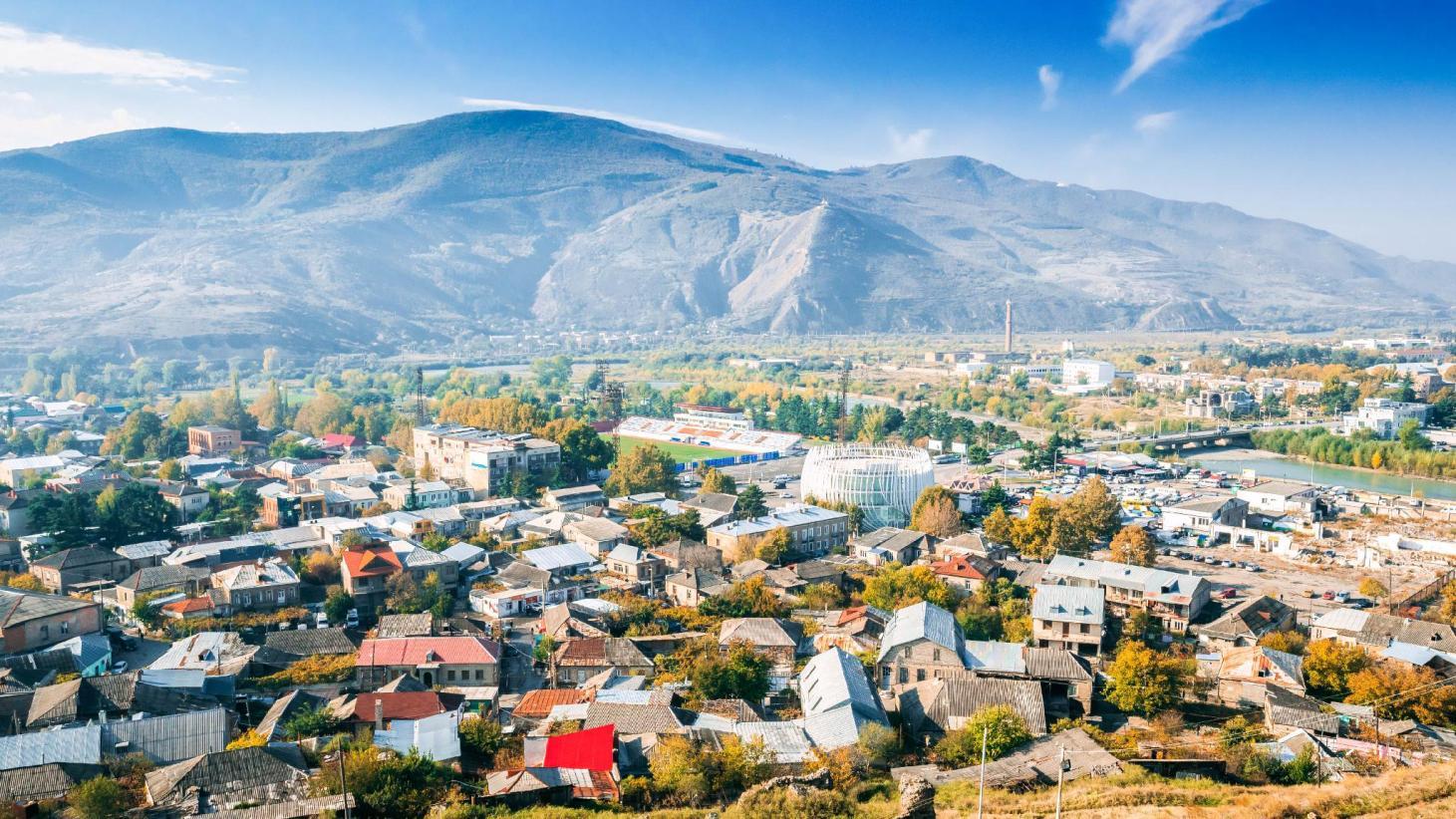 Progetto ESC di cooperazione Internazionale in Georgia per 12 mesi  SPACE- Strengthen Peace and Citizenship Education