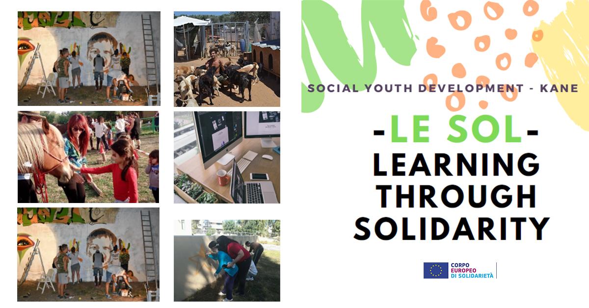 Opportunità di volontariato in Grecia per 12 mesi con il Corpo Europeo di Solidarietà