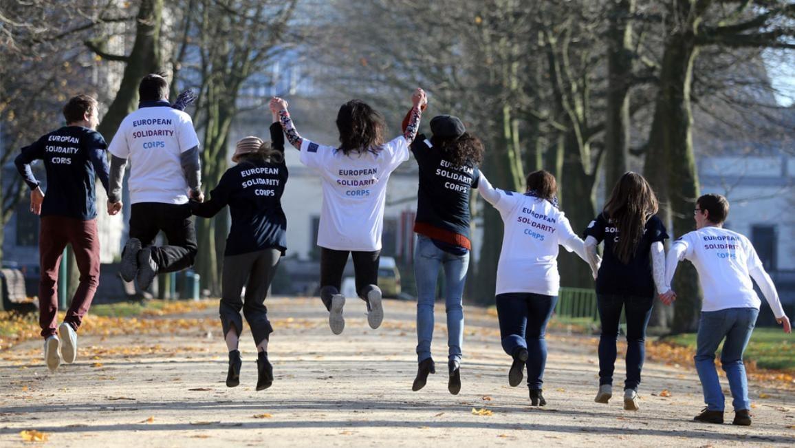 9 mesi di volontariato in Spagna con un progetto ESC