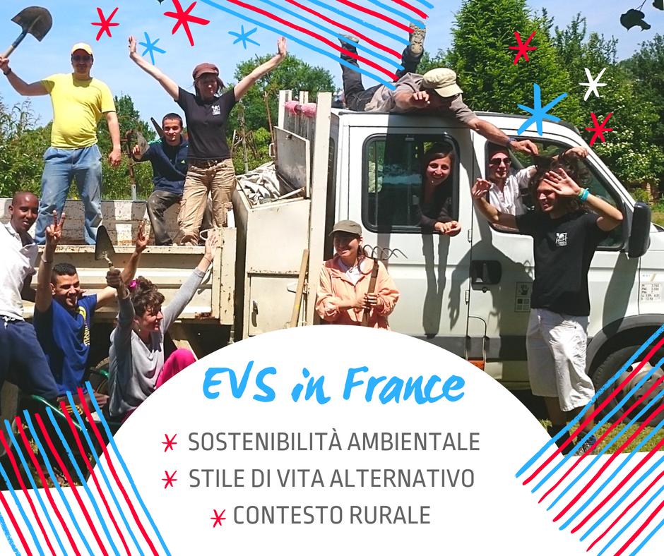 2 progetti SVE già approvati in Francia con YAP Italia