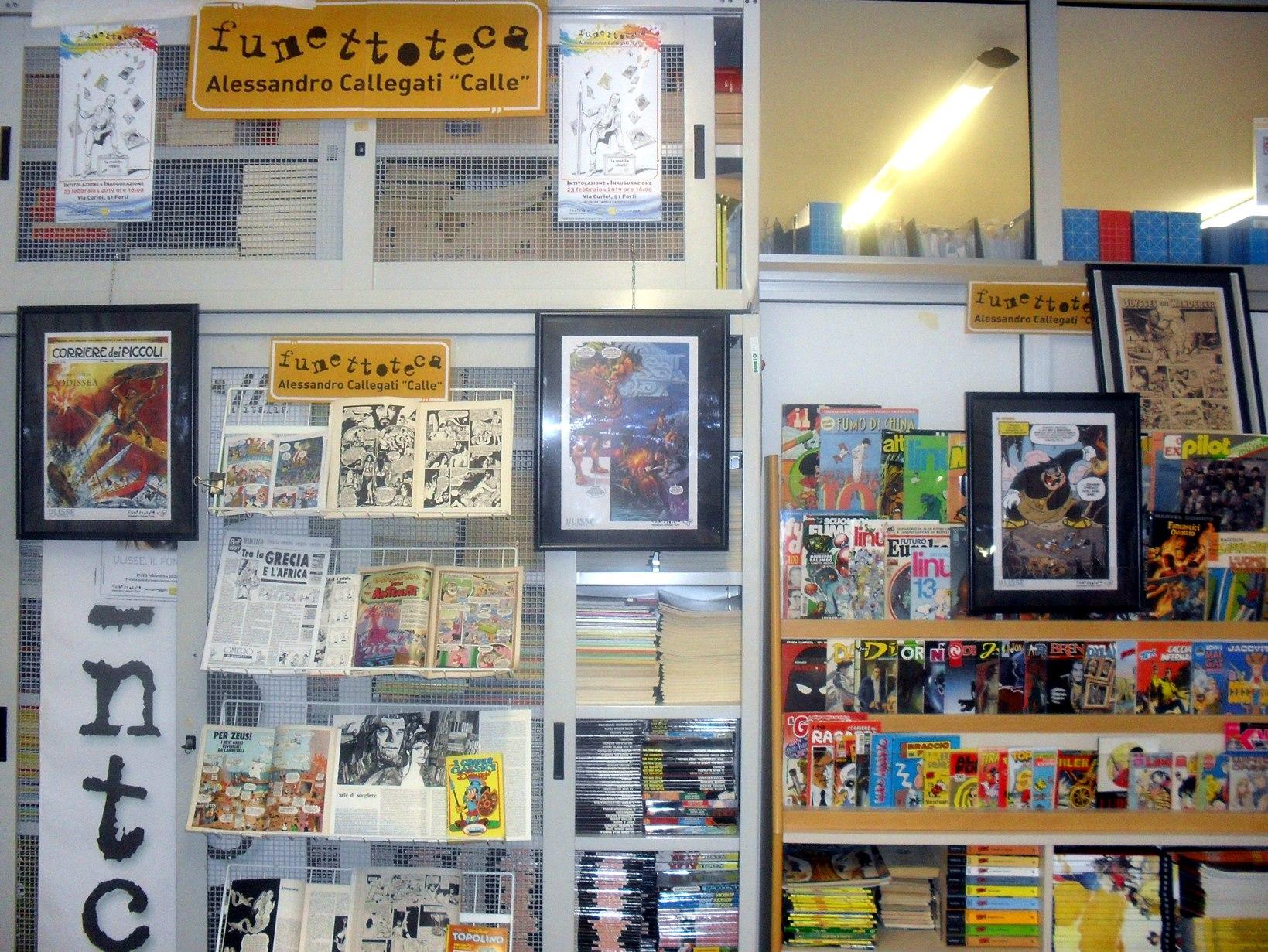 Supporto gratuito a Tesi di Laurea sul mondo del fumetto