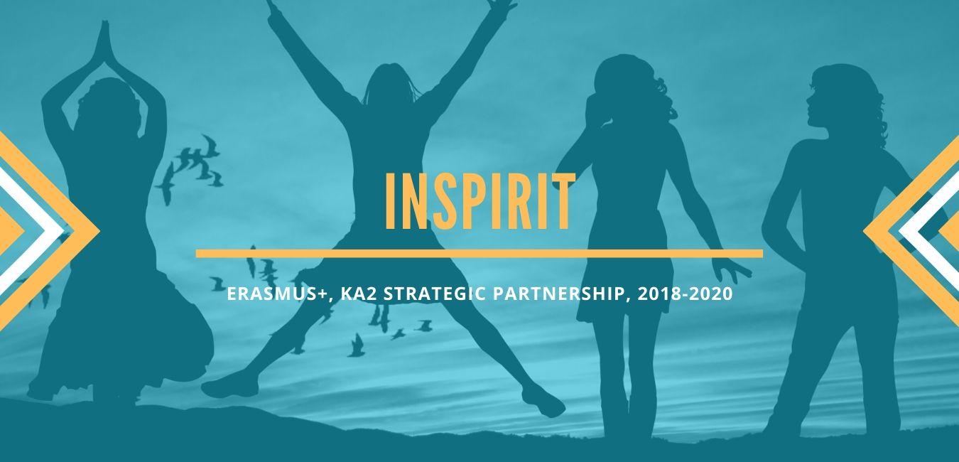 Partecipa all'INSPIRIT project e convalida le esperienze di volontariato all'interno del percorso universitario!