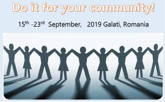 Scambio giovanile in Romania a Settembre sul volontariato e terzo settore