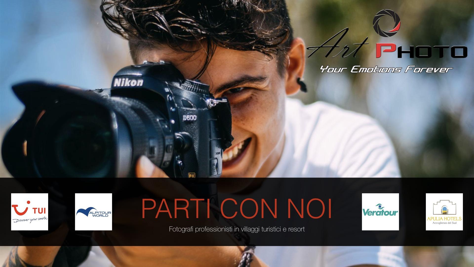 Fotografi villaggi turistici in Italia e all'estero