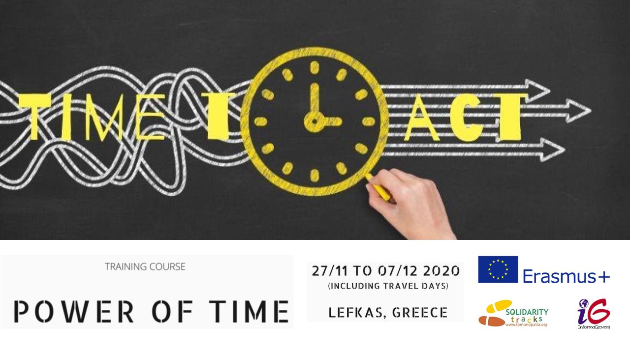 Corso di Formazione in Grecia sul tema della Banca del Tempo (27/11-07/12/2020)
