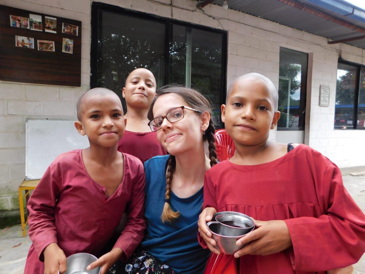 Viaggio Etico e di Volontariato in Nepal