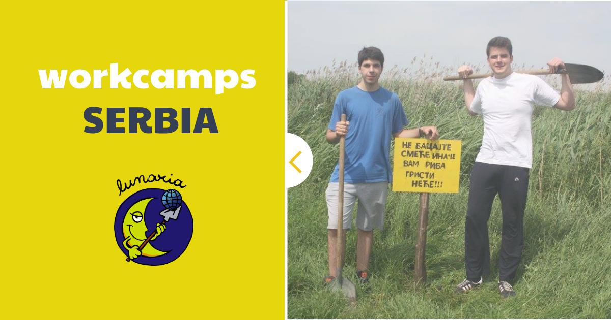 Volontariato in Serbia per l'estate 2019