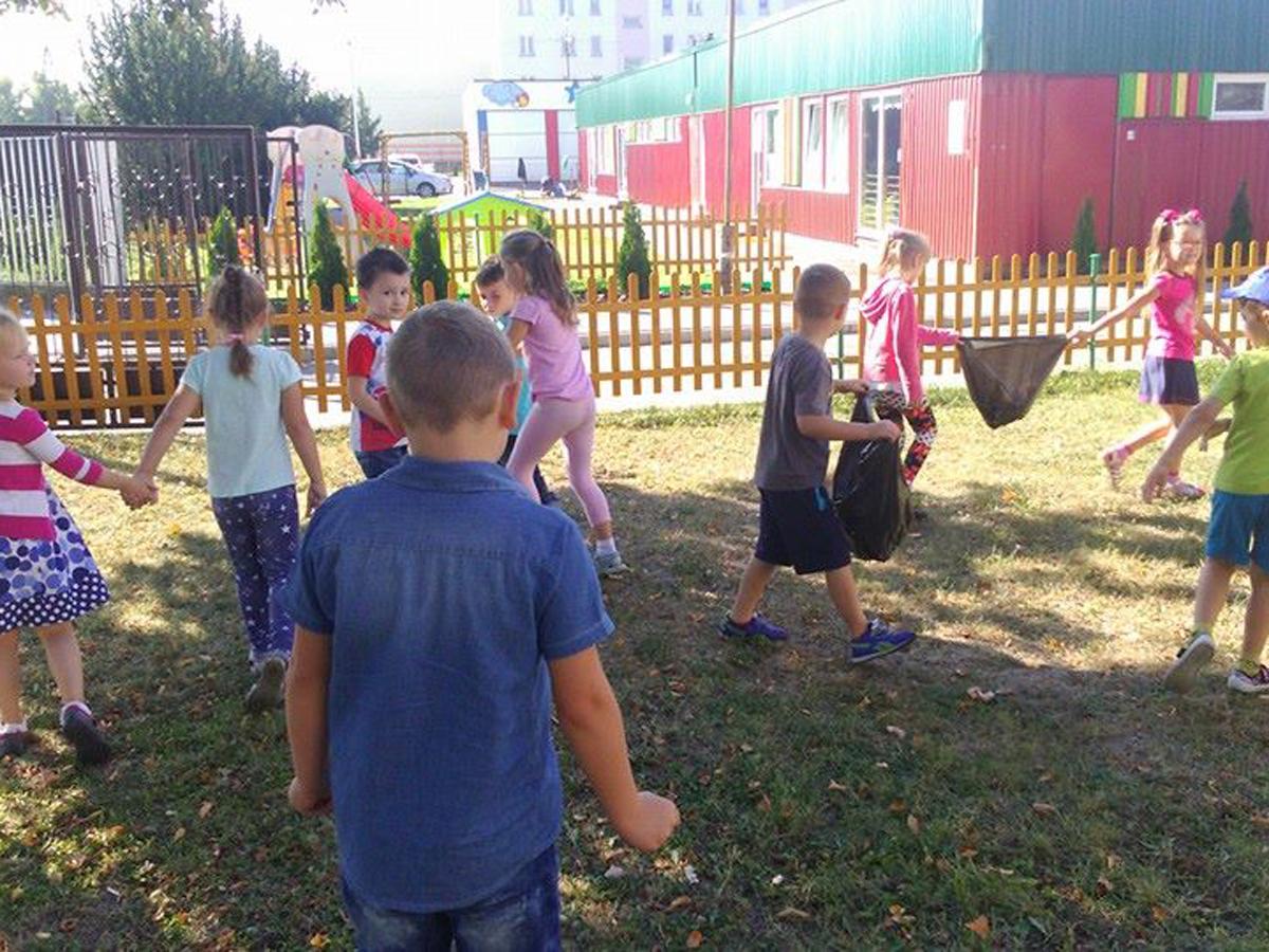 SVE | 11 mesi in Polonia fra educazione, arte e sport in una scuola d'infanzia