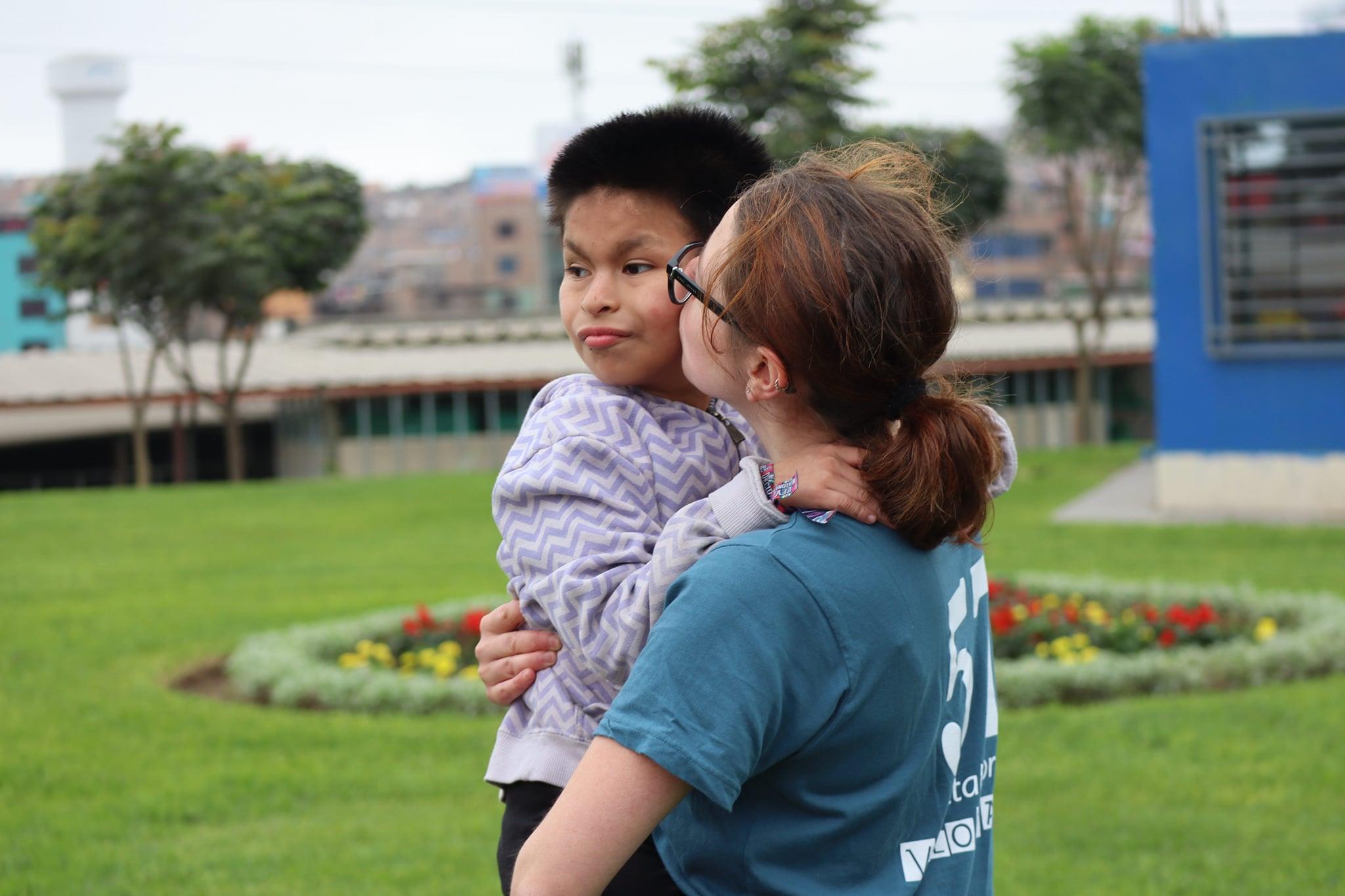 Campo di Volontariato in Perù in un centro di sostegno e accoglienza