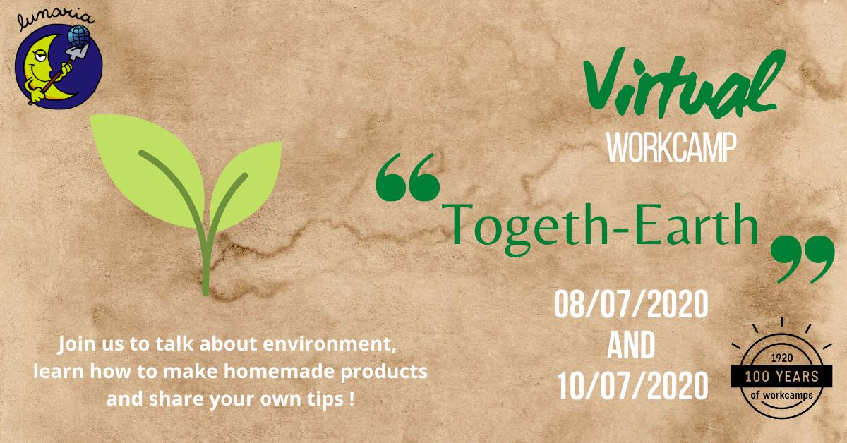 Virtual Camp: Togeth-Earth!
