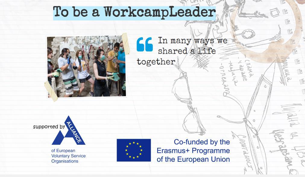 Training in Serbia per gestire gruppi internazionali di volontari